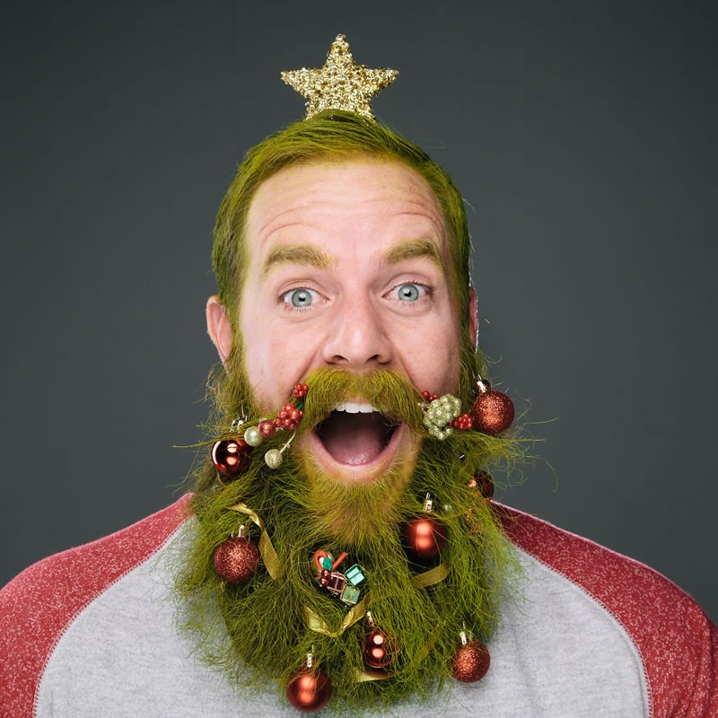 The Twelve Days Of Crazy Beards Christmas Countdown (1)
