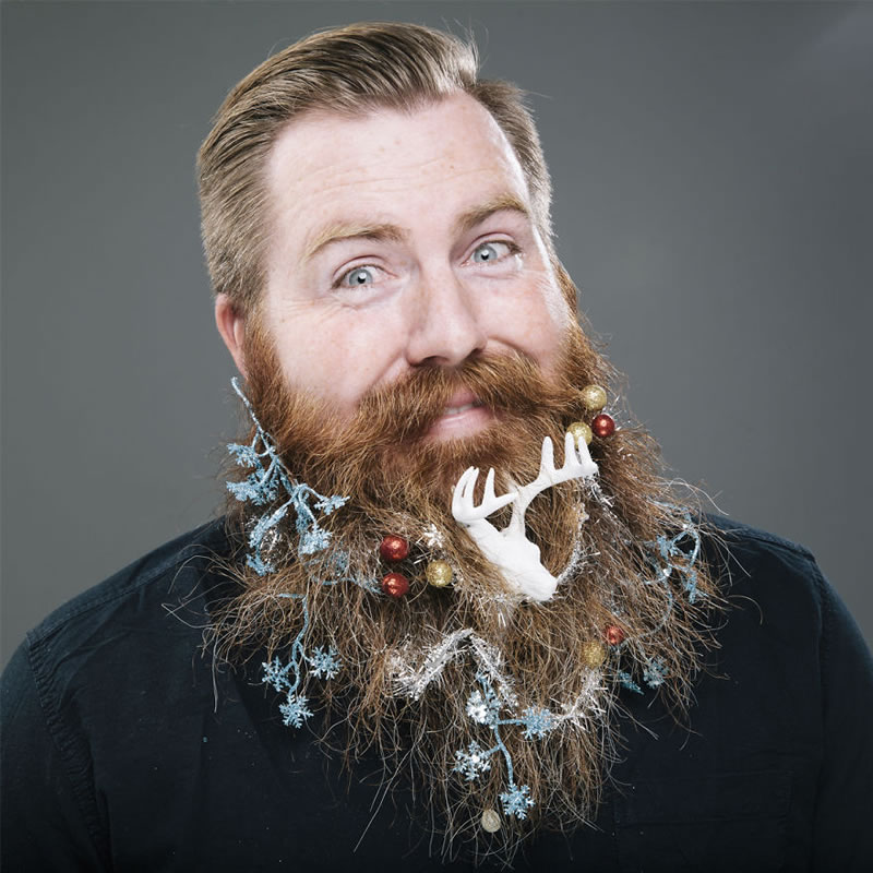 The Twelve Days Of Crazy Beards Christmas Countdown (2)
