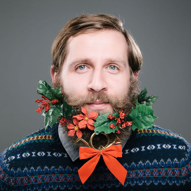 The Twelve Days Of Crazy Beards Christmas Countdown (3)