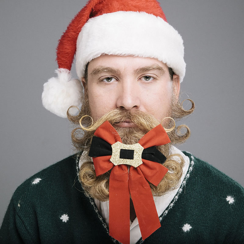 The Twelve Days Of Crazy Beards Christmas Countdown (4)