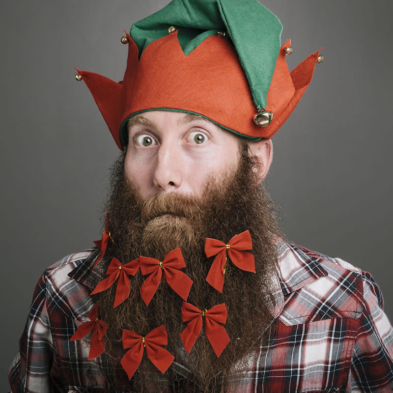 The Twelve Days Of Crazy Beards xmas Countdown (1)