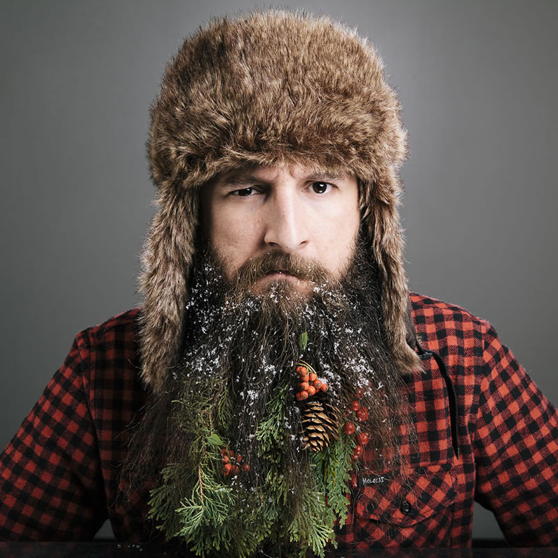 The Twelve Days Of Crazy Beards xmas Countdown (2)
