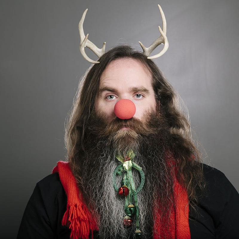 The Twelve Days Of Crazy Beards xmas Countdown (3)