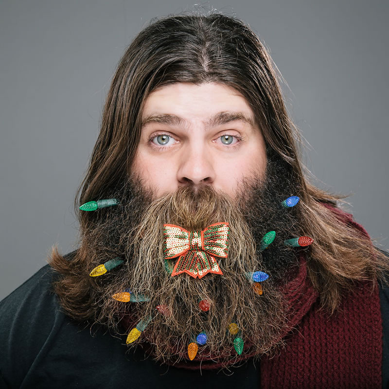 The Twelve Days Of Crazy Beards xmas Countdown (7)