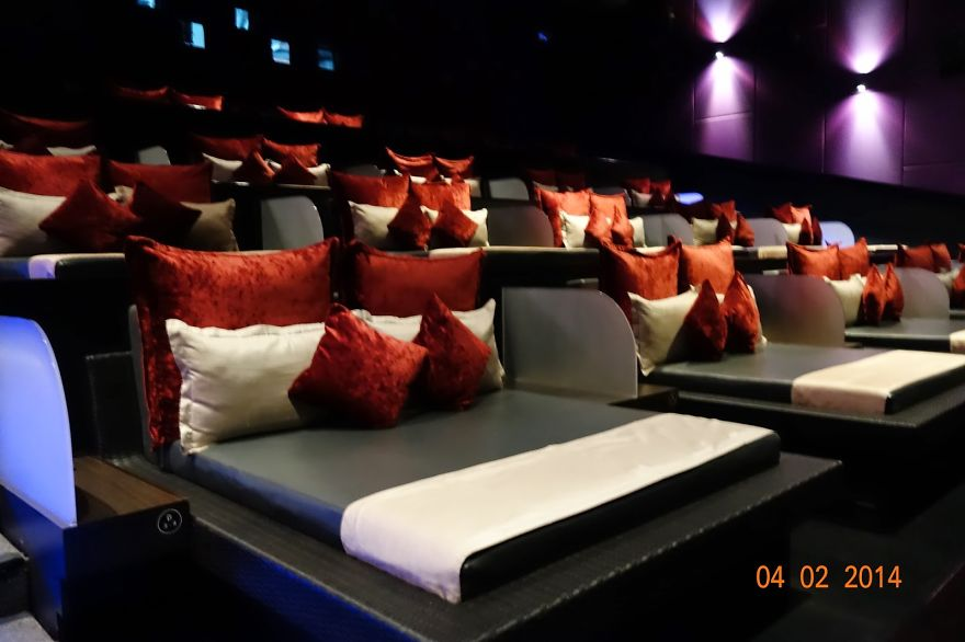 Top 10 Most Amazing Cinema In The World (2)