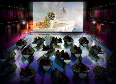 Top 10 Most Amazing Cinemas In The World