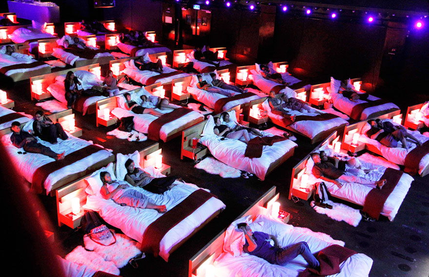 Top 10 Most Amazing Cinemas In The World (2)