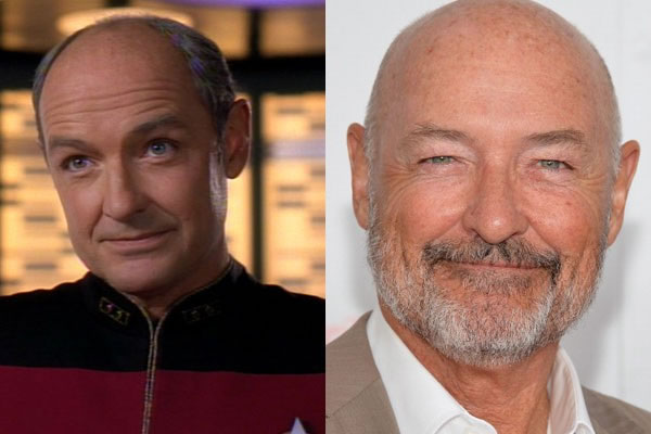 Celebrities You Never Knew Played Star Trek Characters 14