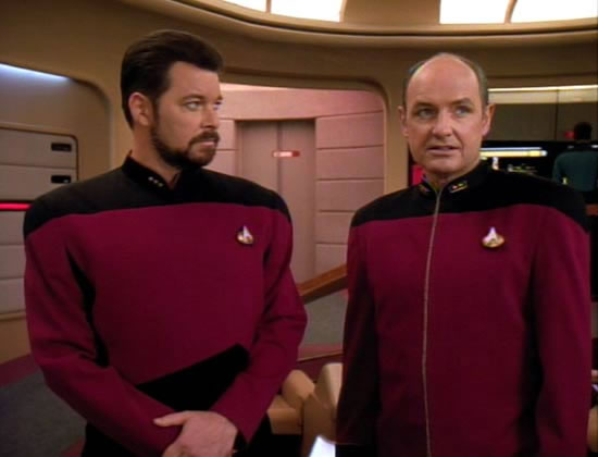 Celebrities You Never Knew Played Star Trek Characters 15