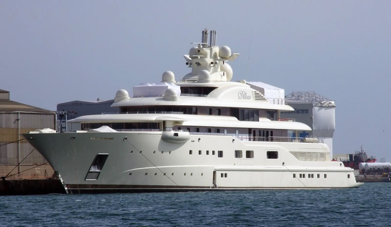 Top Ten Most Expensive Yachts in The World (3)