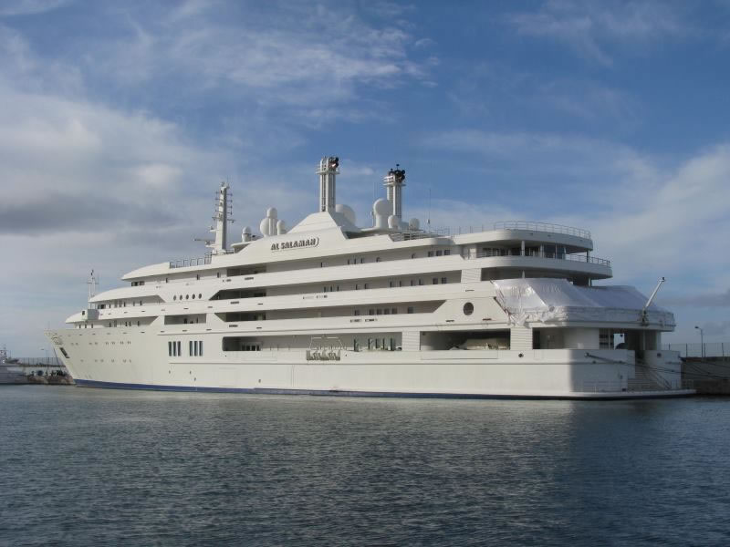 Top Ten Most Expensive Yachts in The World (6)