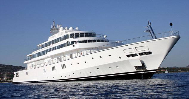 Top Ten Most Expensive Yachts in The World (9)