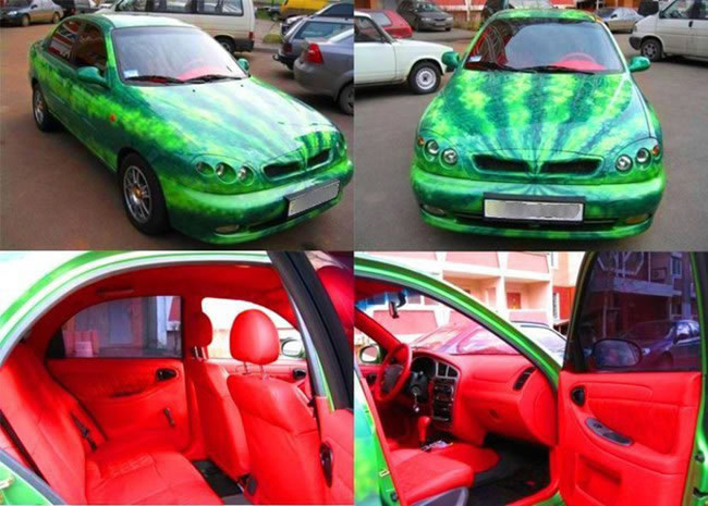 10 Car Custom Jobs That Are Over The Top 3