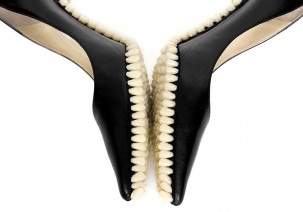 Custom Designer Shoes apex predator Get Full Teeth  implants For Soles (2)
