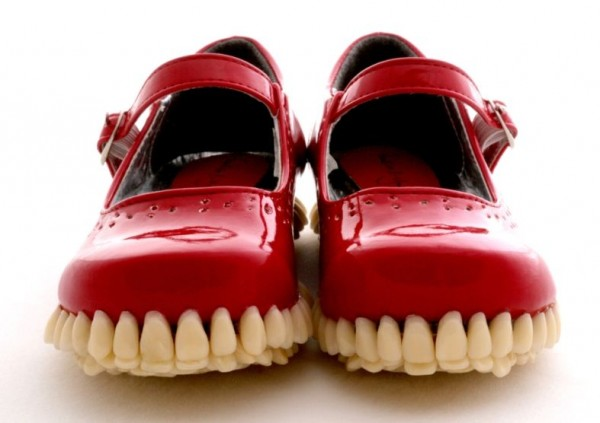 Custom Designer Shoes apex predator Get Full Teeth  implants For Soles (4)