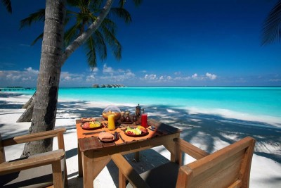 Maldives Luxury Resort Wins Best Hotel In The World Award