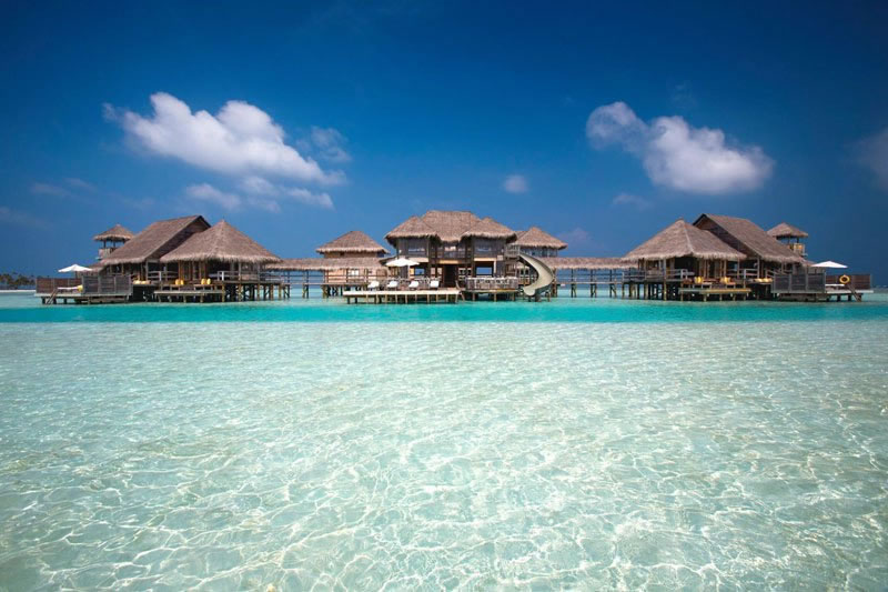 Maldives Luxury Resort Wins Best Hotel In The World Award 3