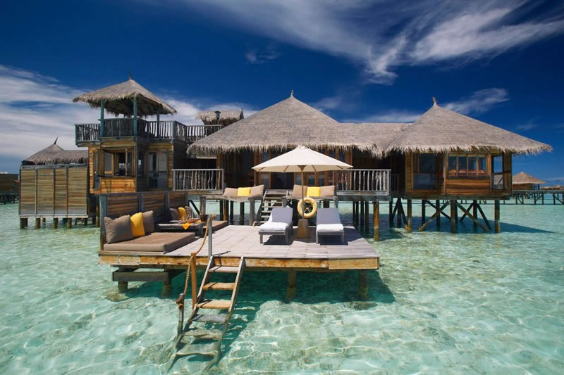 Maldives Luxury Resort Wins Best Hotel In The World Award 4