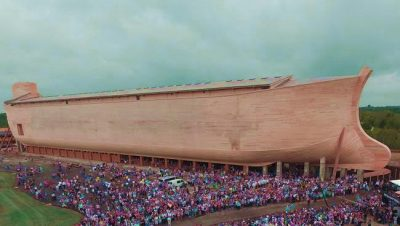 Kentucky Vacation – Visit The Biggest Version Of Noah's Ark In The World