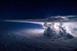 Airline Pilot Takes The Most Amazing High Resolution Images Of Storms