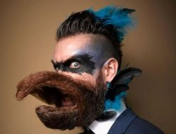 Crazy Men Beard Grooming Styles That`ll Make You Want A Beard