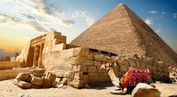 How Many Tourists Visit the Pyramids of Giza Each Year?