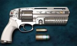 WTF: $40,000 Handgun With 30mm Grenade Launcher