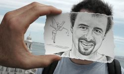 Amazing Photography Art - 25 Pencil Vs Camera Images By Ben Heine
