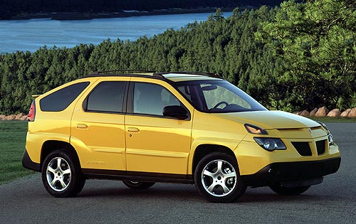 Top Ten Ugliest Cars Ever Created