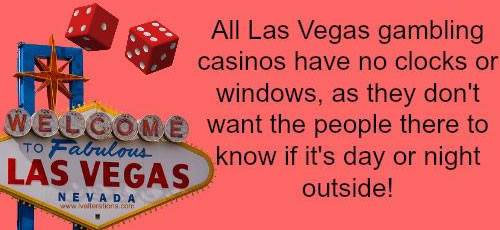 Interesting fun facts that you probably didn 39 t know for Amazing facts about las vegas