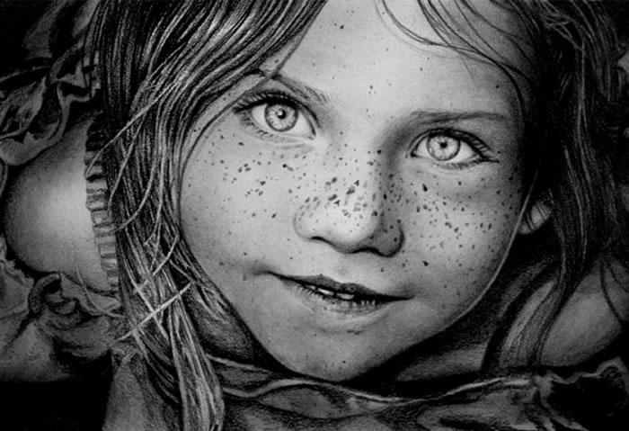 Amazing Art 10 Beautiful Pencil Sketches