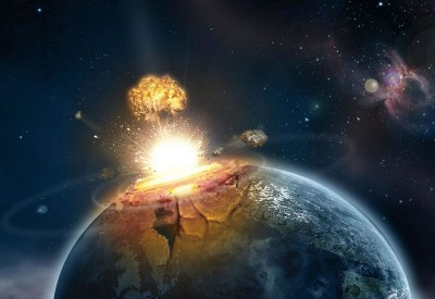 Date Given For Asteroid Impact That Will End The World