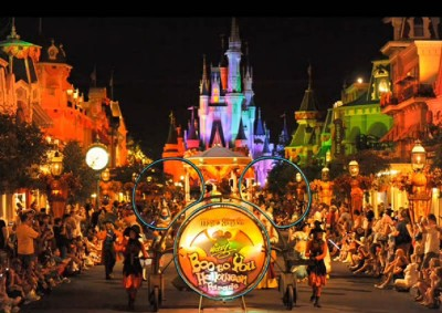 Top 10 Most Visited Amusement Parks In The World