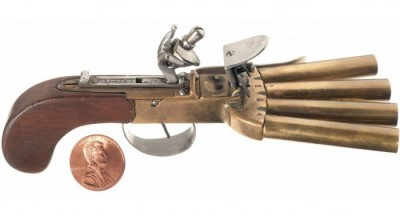 10 Crazy Weapons That Were Actually Used In Combat