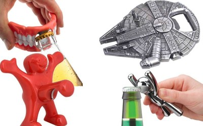 12 Awesome Bottle Openers You Would Love To Own